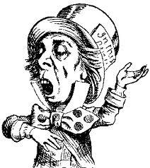 הכובען המטורף, שנת השפה העברית