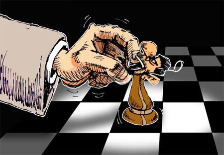 הסכסוך בין אחמדינז'אד לבין ח'אמנהא'י